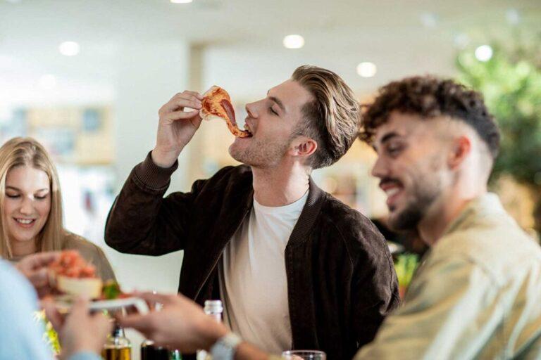 garšīga pica