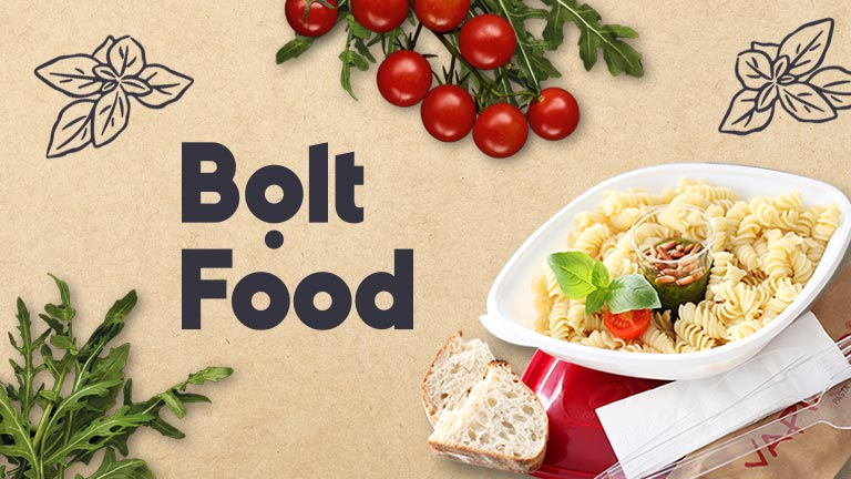 Bolt Food offer